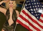 Pin-up girls for veterans