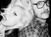 Terry Richardson and Lady Gaga