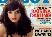 Richard Dawkins in Playboy September 2012