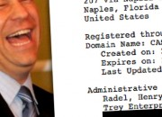 Trey Radel secretly owned a lot of sexy websites